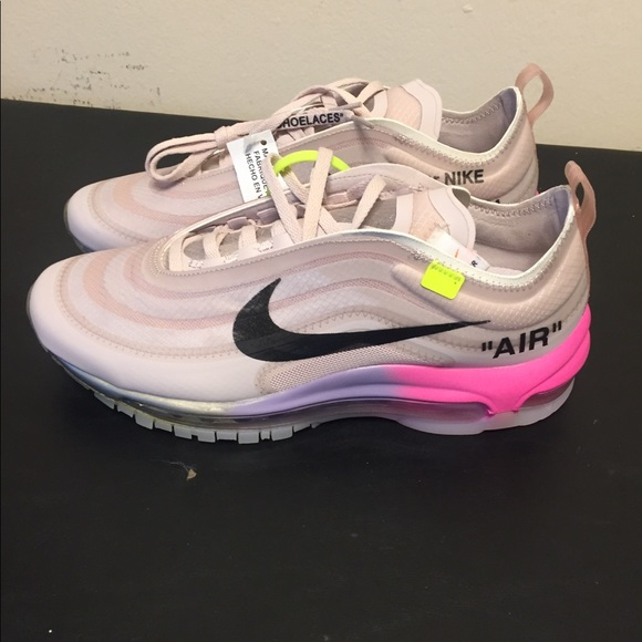 Off White Nike Air max 97. Serena Williams
